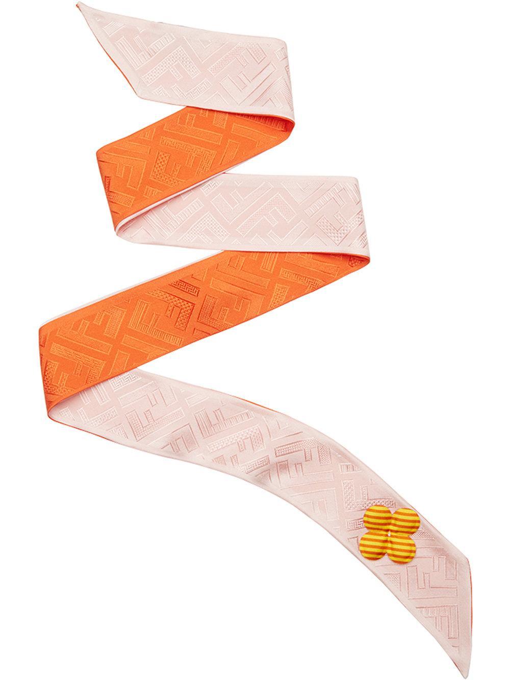 Fendi Logo Wrappy