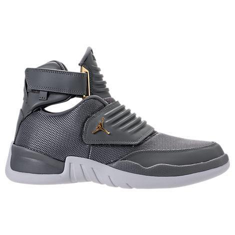 Nike Men's Air Jordan Generation 23 Basketball Shoes, Grey