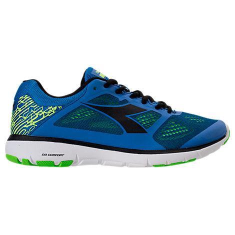Diadora Men's X Run Running Shoes, Blue