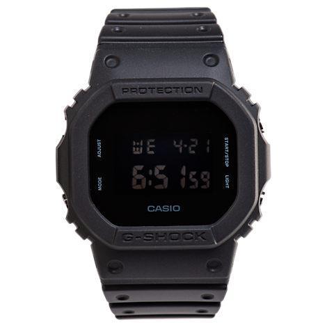 Casio G-shock Blackout Digital Watch, Men's, Black