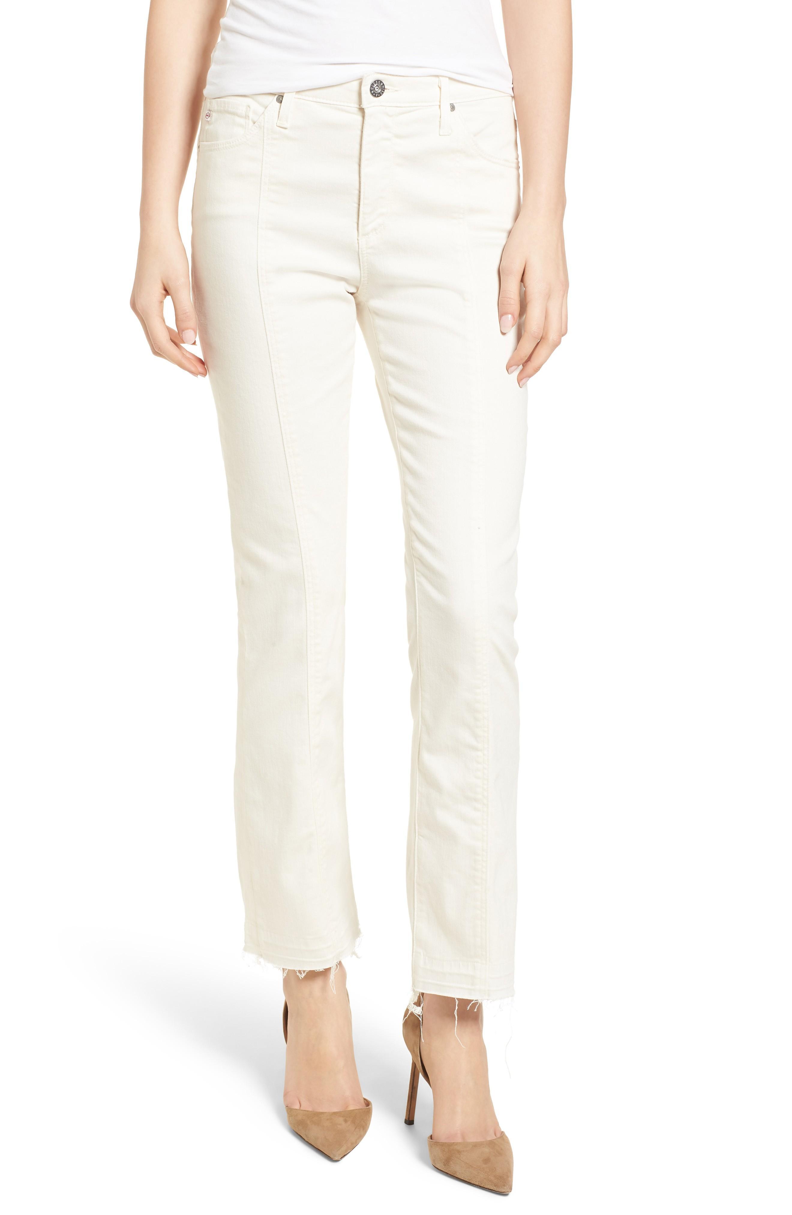 Ag Jodi Crop Jeans In Misty Morning