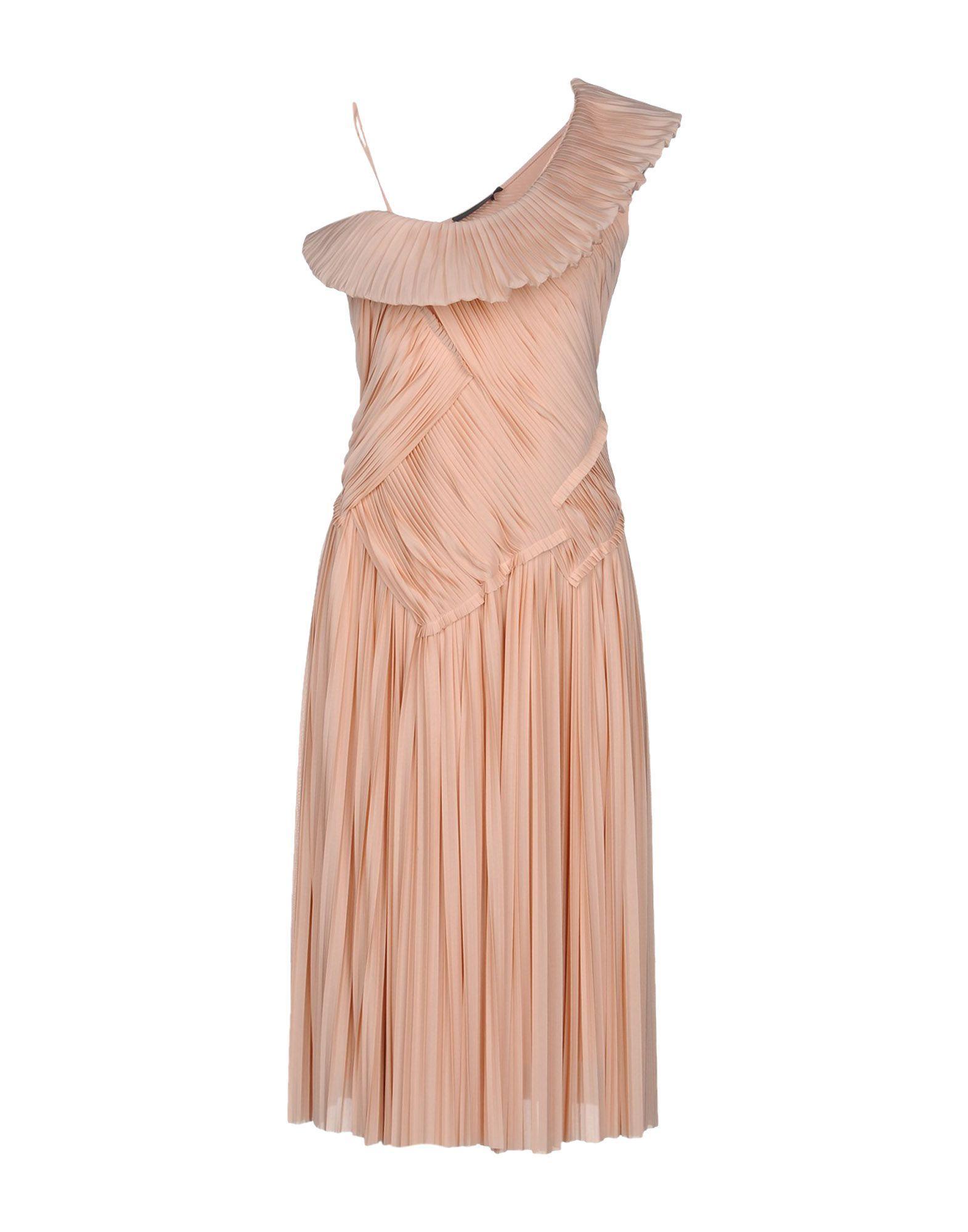 Donna Karan In Pastel Pink