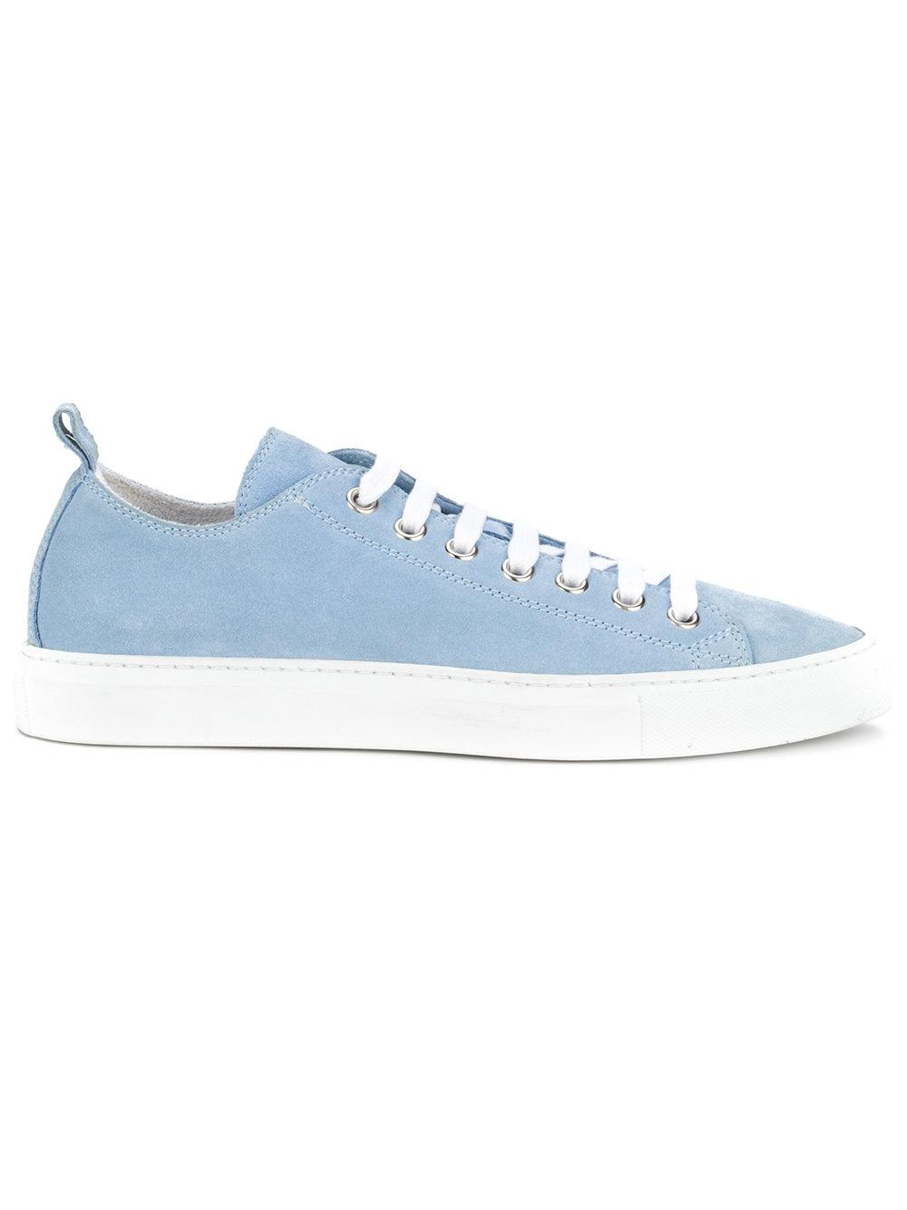 Dsquared2 Classic Low-top Sneakers - Blue