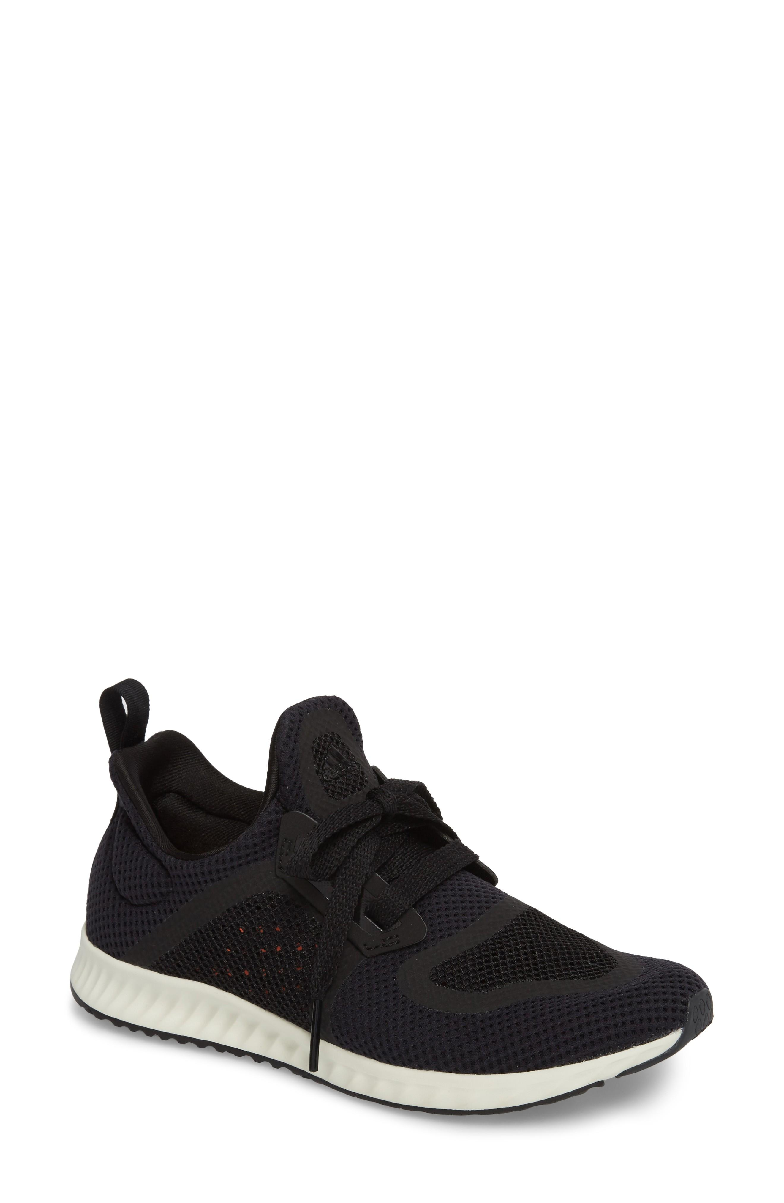 Adidas Originals Edge Lux Clima Running Shoe In Core Black/ Core Black