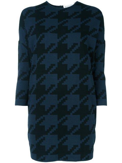 Gianluca Capannolo Houndstooth Pattern Pullover