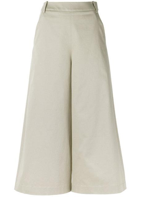 Gloria Coelho Cropped Trousers