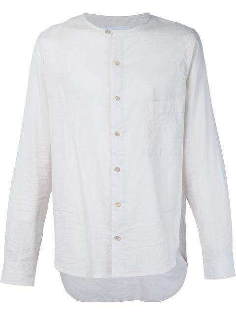 By Walid Round Neck Shirt