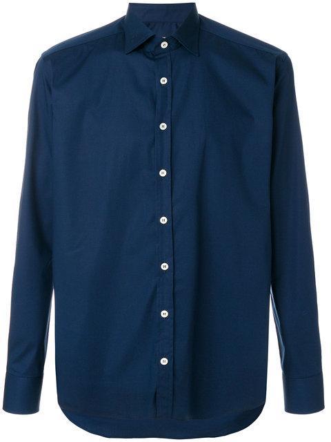 Etro New Warrant Shirt - Blue