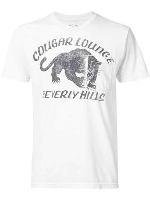 Local Authority Cougar Lounge T In White