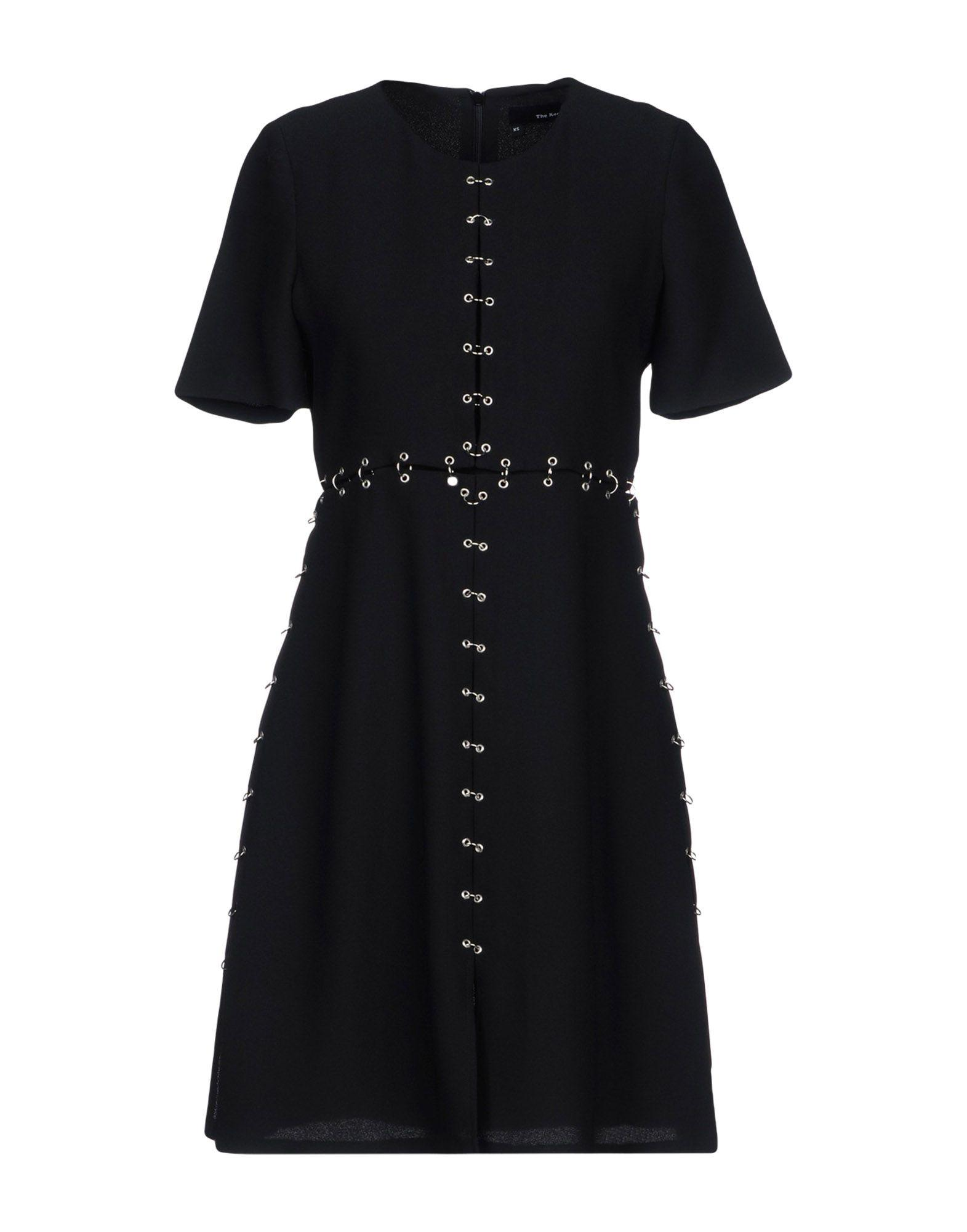 The Kooples Short Dress In Black