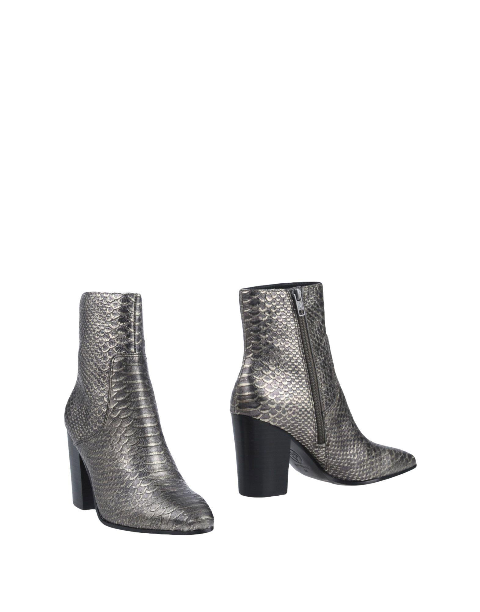 Ash Ankle Boot In Bronze