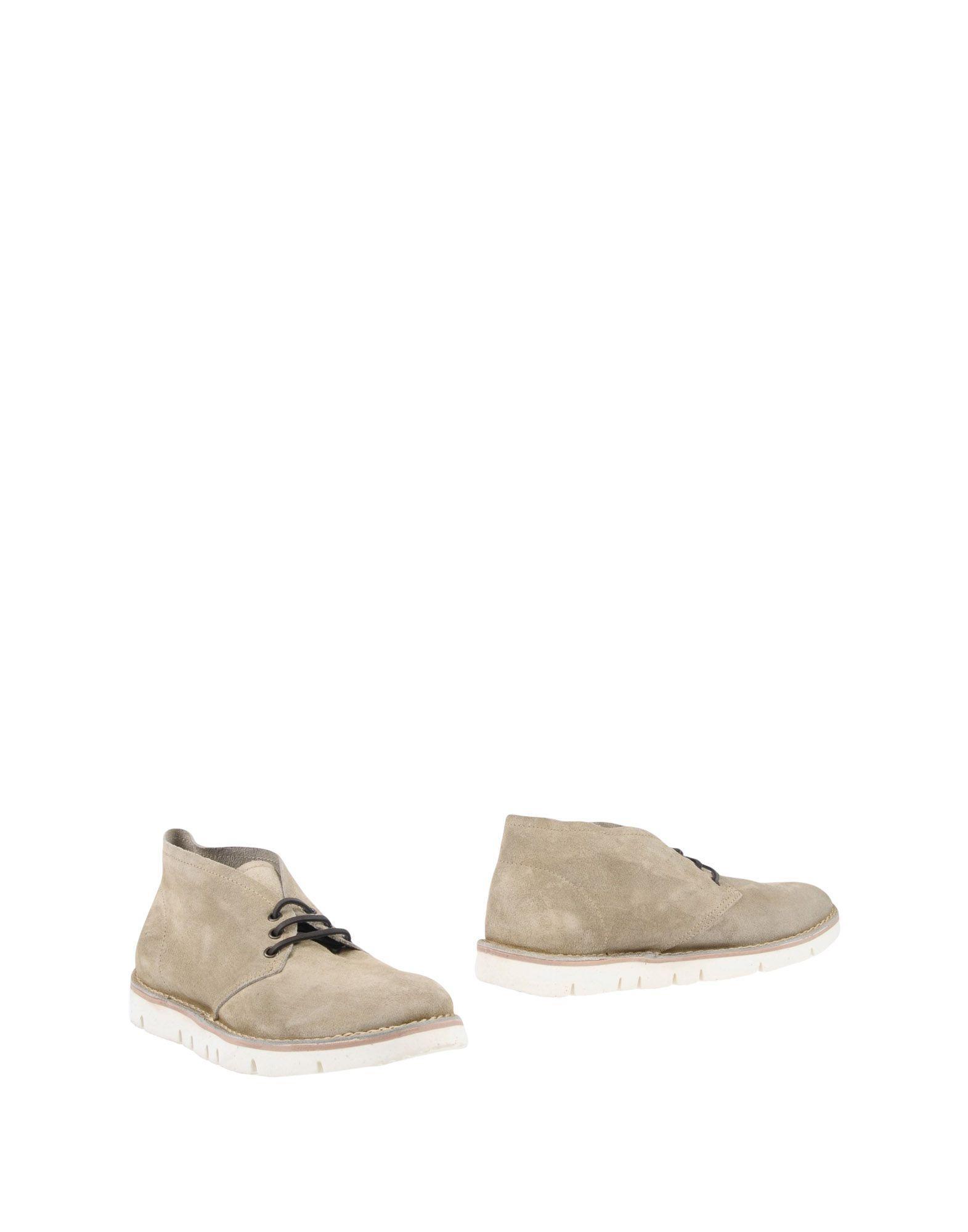 Buttero ® Ankle Boots In Beige