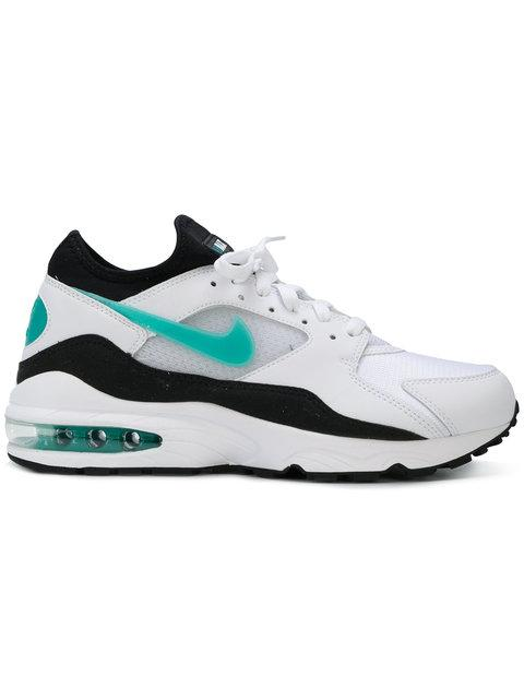 Nike Women's Air Max '93 Casual Shoes, White