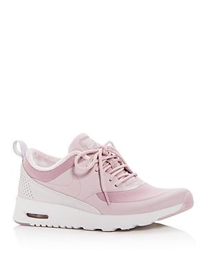 Women'S Air Max Thea Lace Up Sneakers, Particle Rose Particle Rose