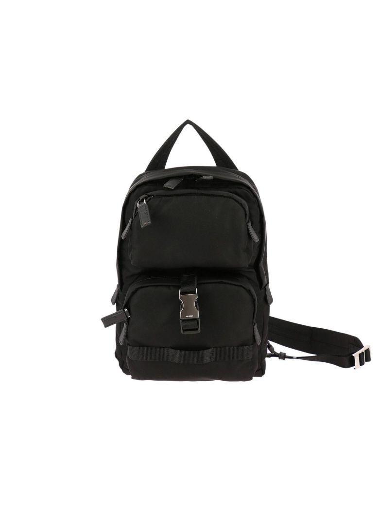 Prada Bags Bags Men  In Black