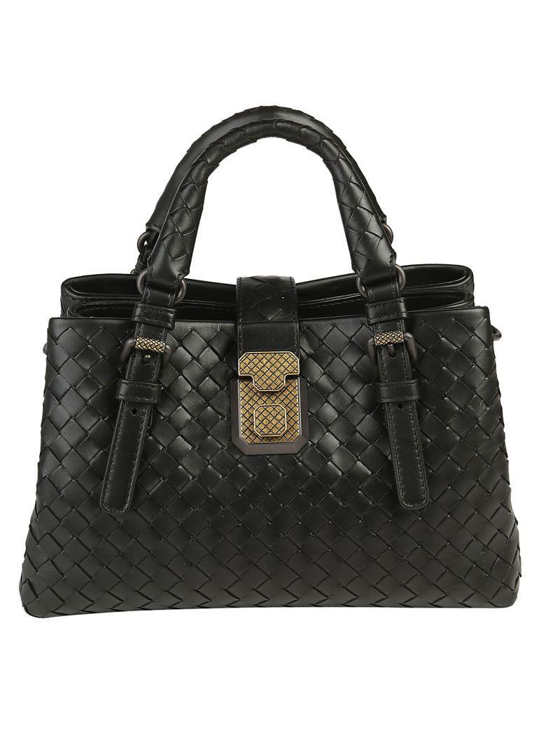 Bottega Veneta Shoulder Bag In Nero
