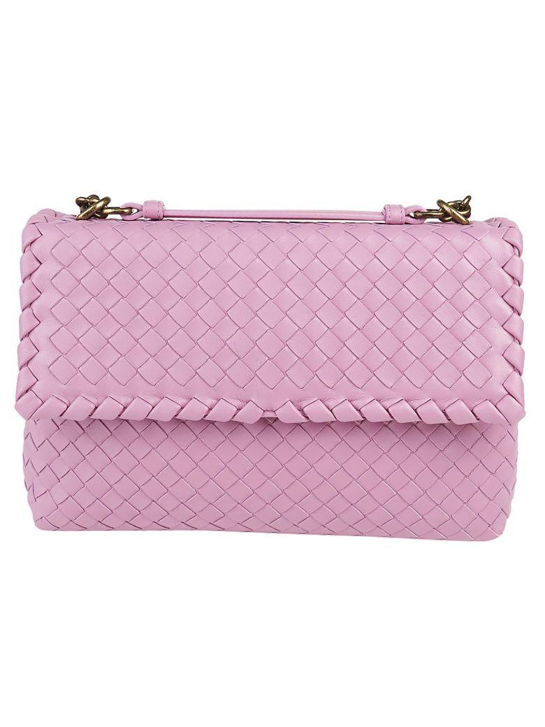 Bottega Veneta Shoulder Bag In Twilight