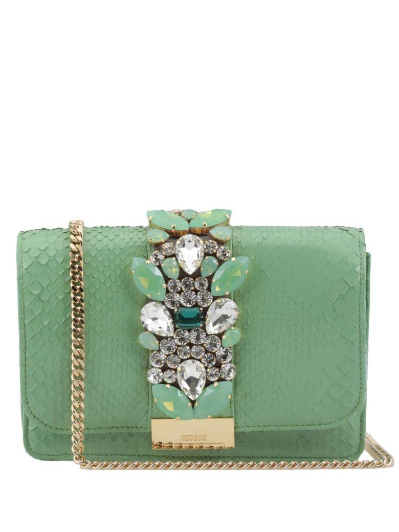 Gedebe Cliky Python In Green