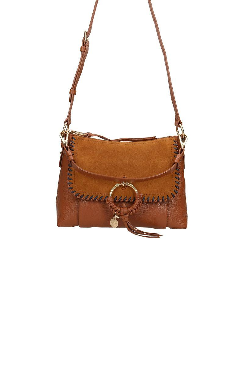 See By ChloÉ Joan Crossbody Bag In Leather Color