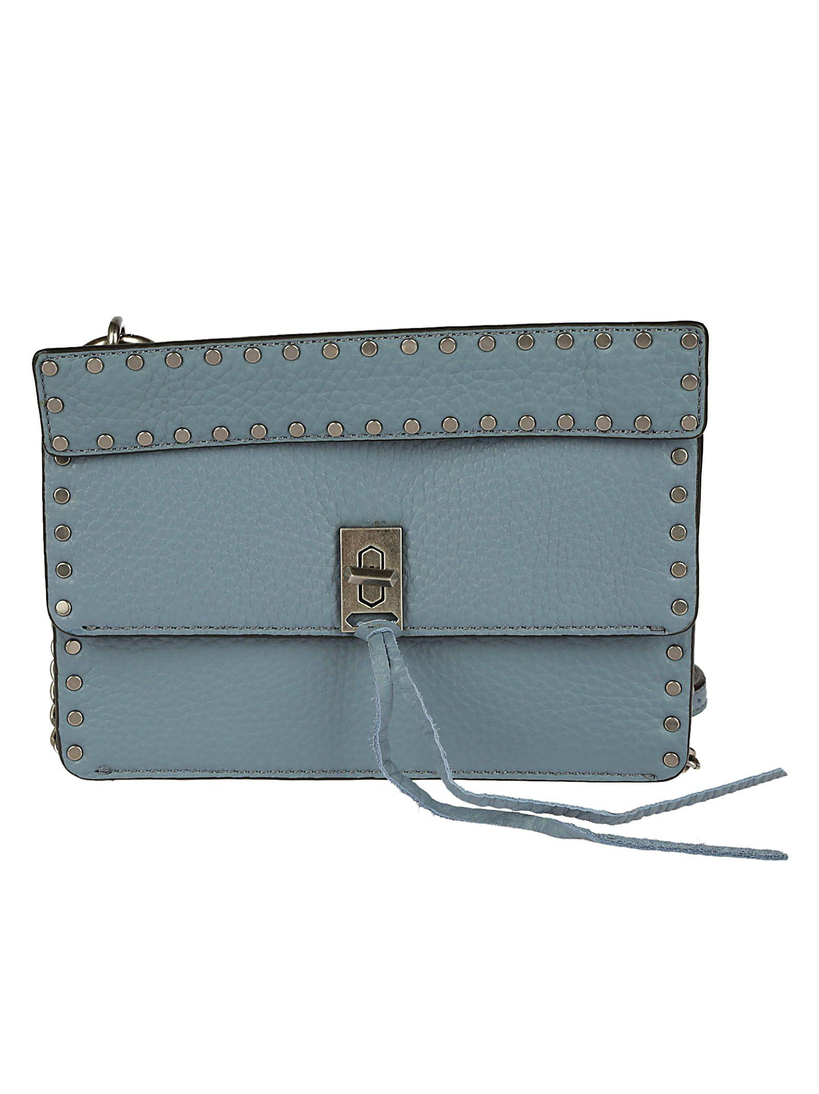 Rebecca Minkoff Darren Top Handle Flap Crossbody Bag