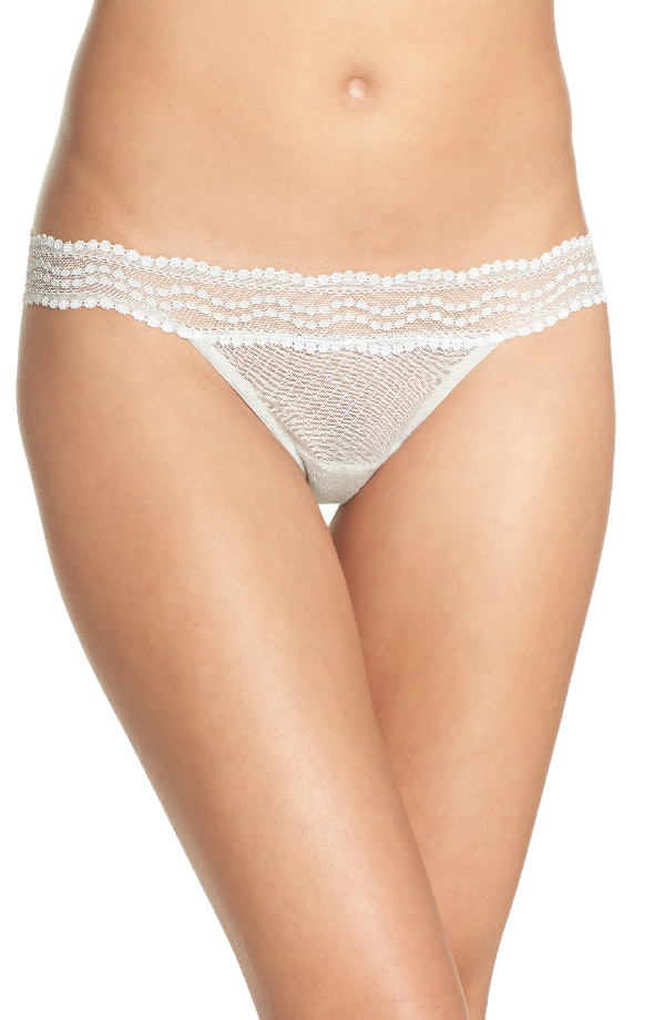 Vince Camuto Colette Thong In Metal
