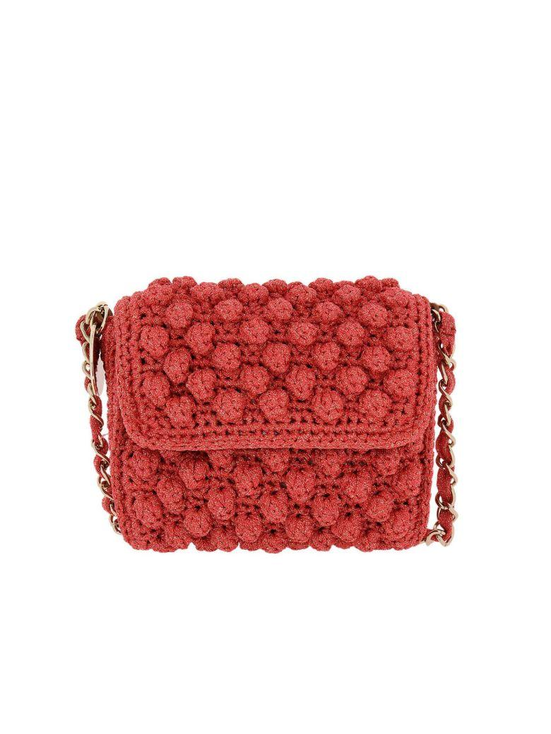 M Missoni Mini Bag Shoulder Bag Women  In Coral