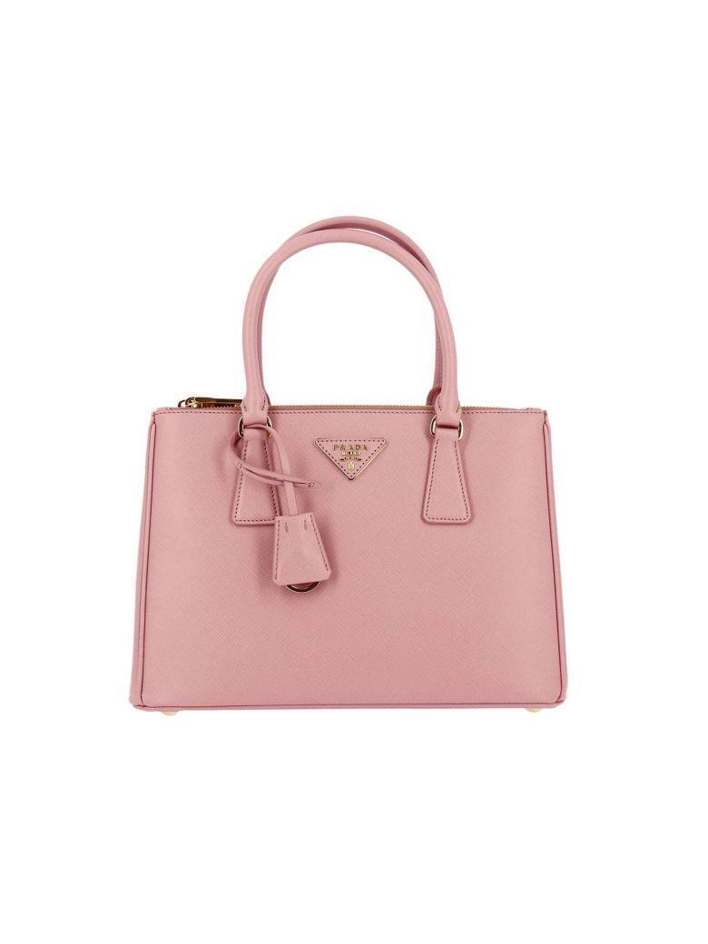 Prada Handbag Shoulder Bag Women  In Pink