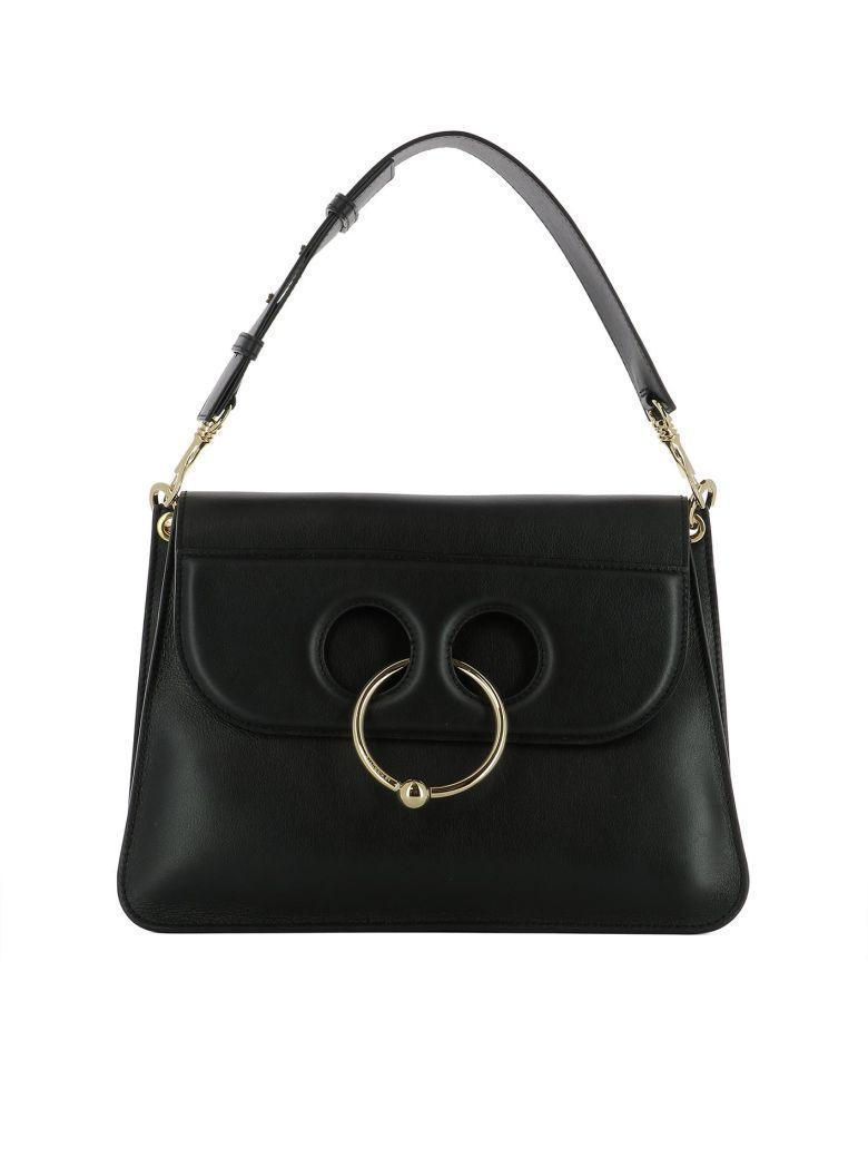 Jw Anderson Mini Pierce Bag In Black