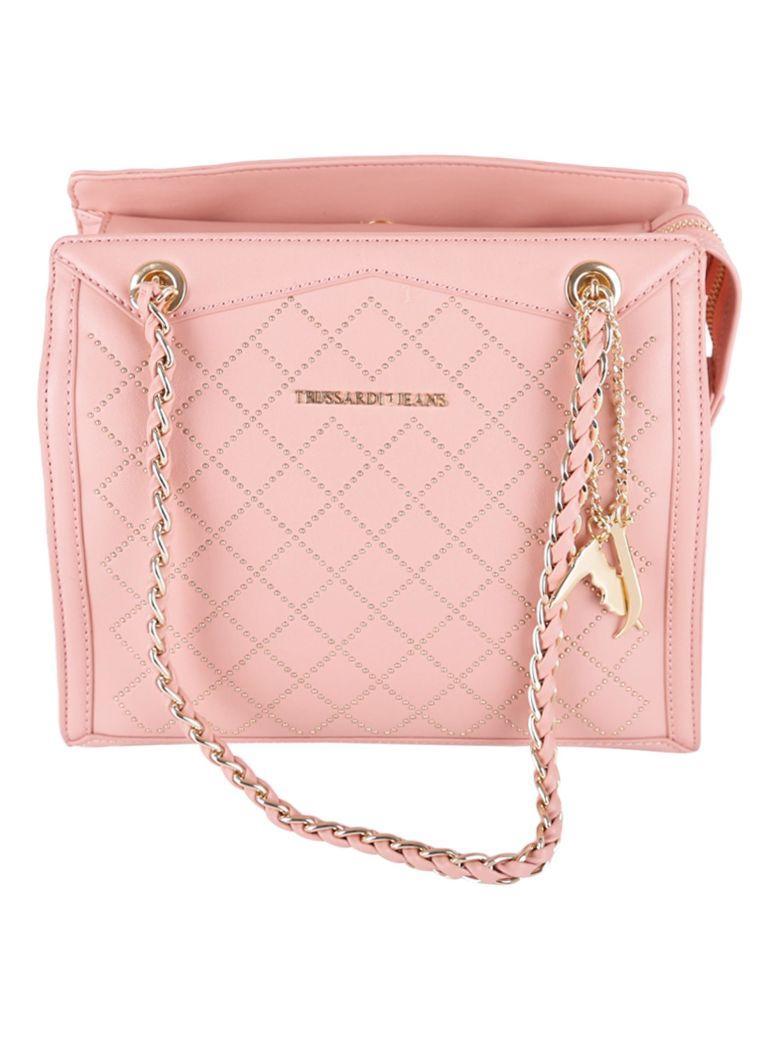 Trussardi Saint Tropez Bag In Pink