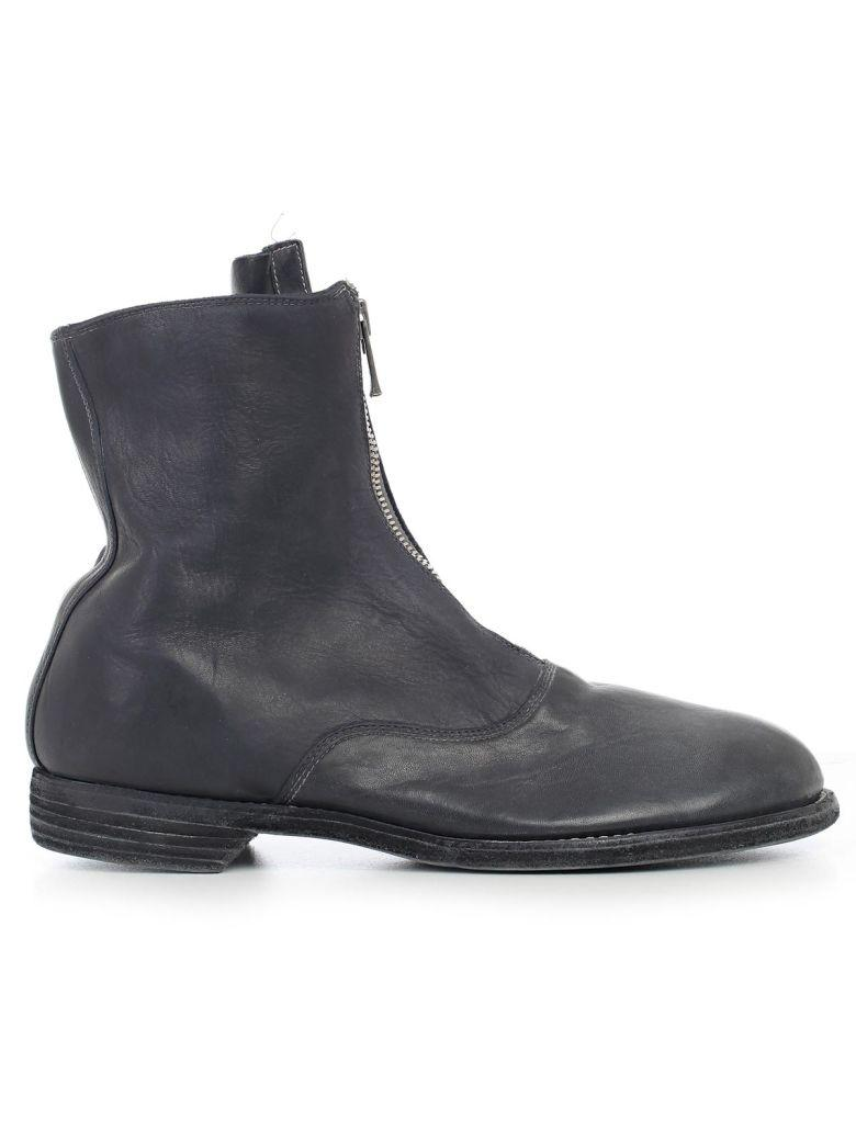 Guidi Boots In C011t Grey