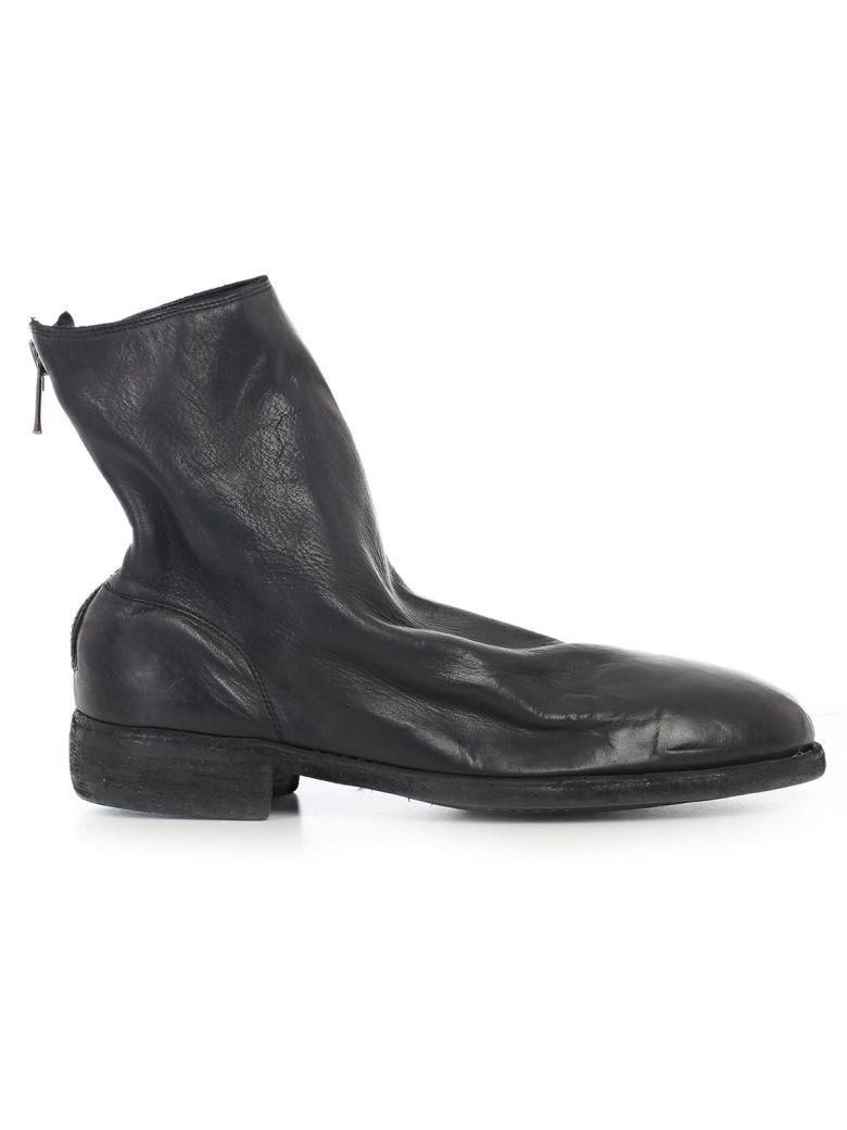 Guidi Boots In Blkt Black