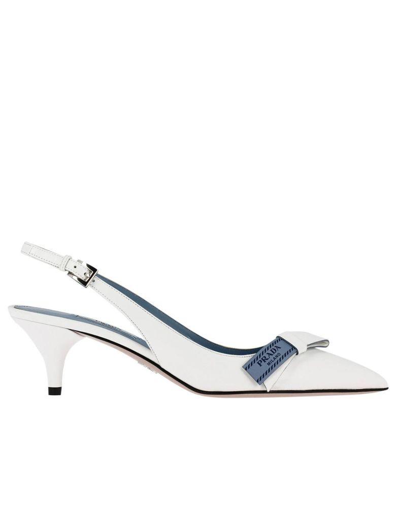 Prada Pumps Shoes Women  In White