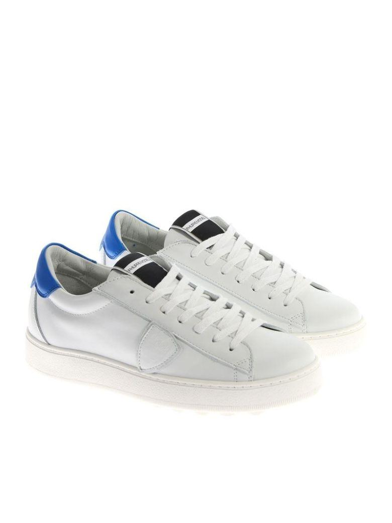 Philippe Model Madeleine Sneakers In White