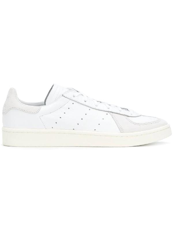 Adidas Originals Avenue White Leather Sneakers