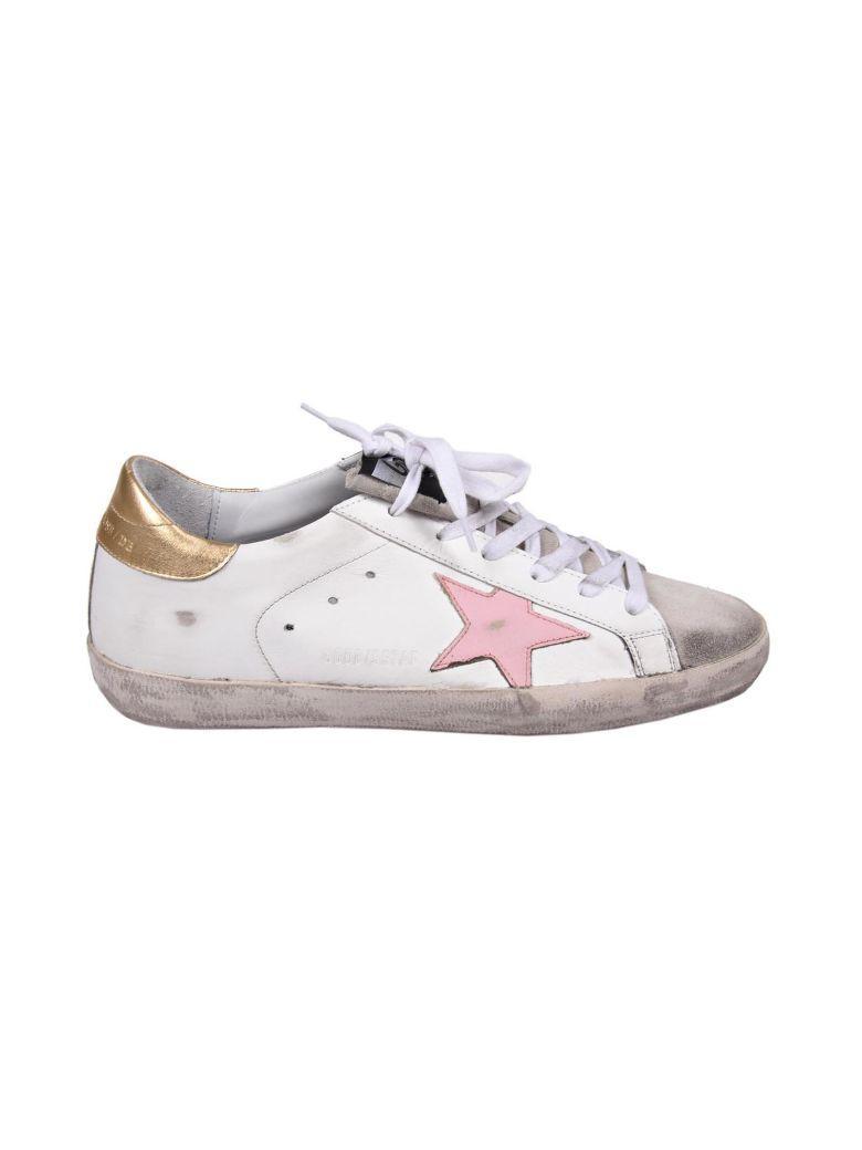 Golden Goose Superstar Sneakers In Multicolour