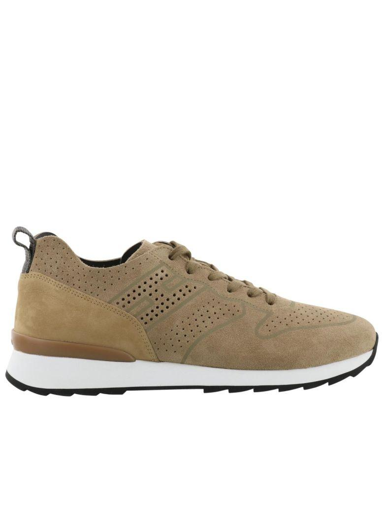 Hogan R261 Sneaker In Brown