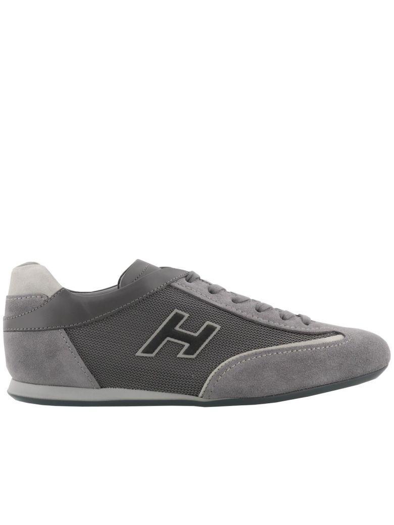 Hogan Olympia Sneakers In Grey