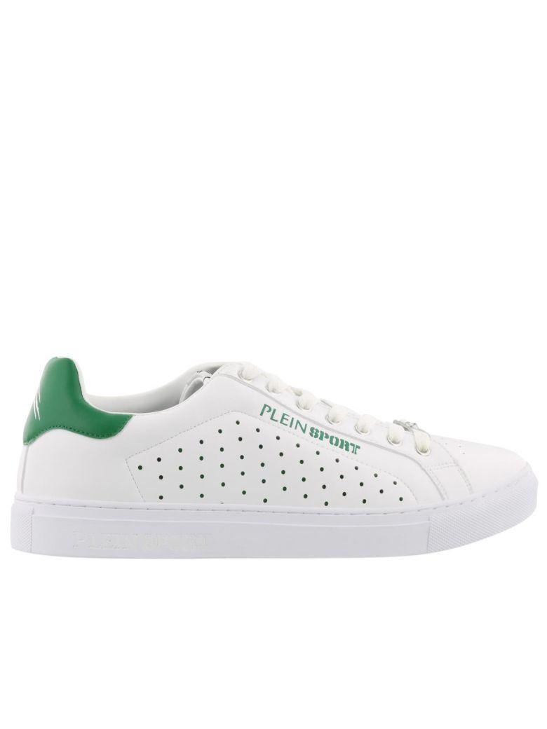 Philipp Plein Wide Sneaker In Green