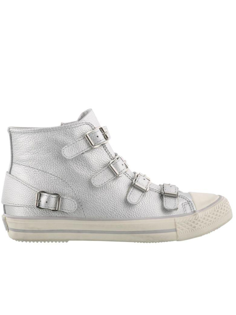 Ash Venus Sneaker In Silver