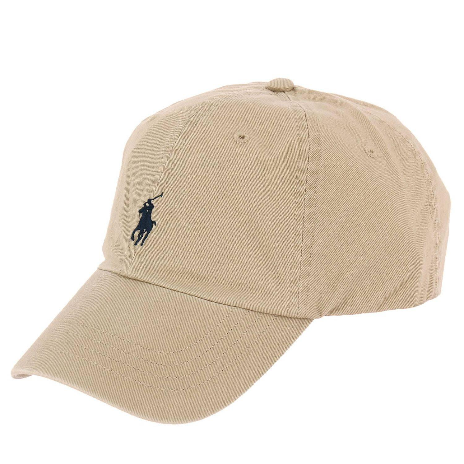 Polo Ralph Lauren Hat Hat Men  In Beige