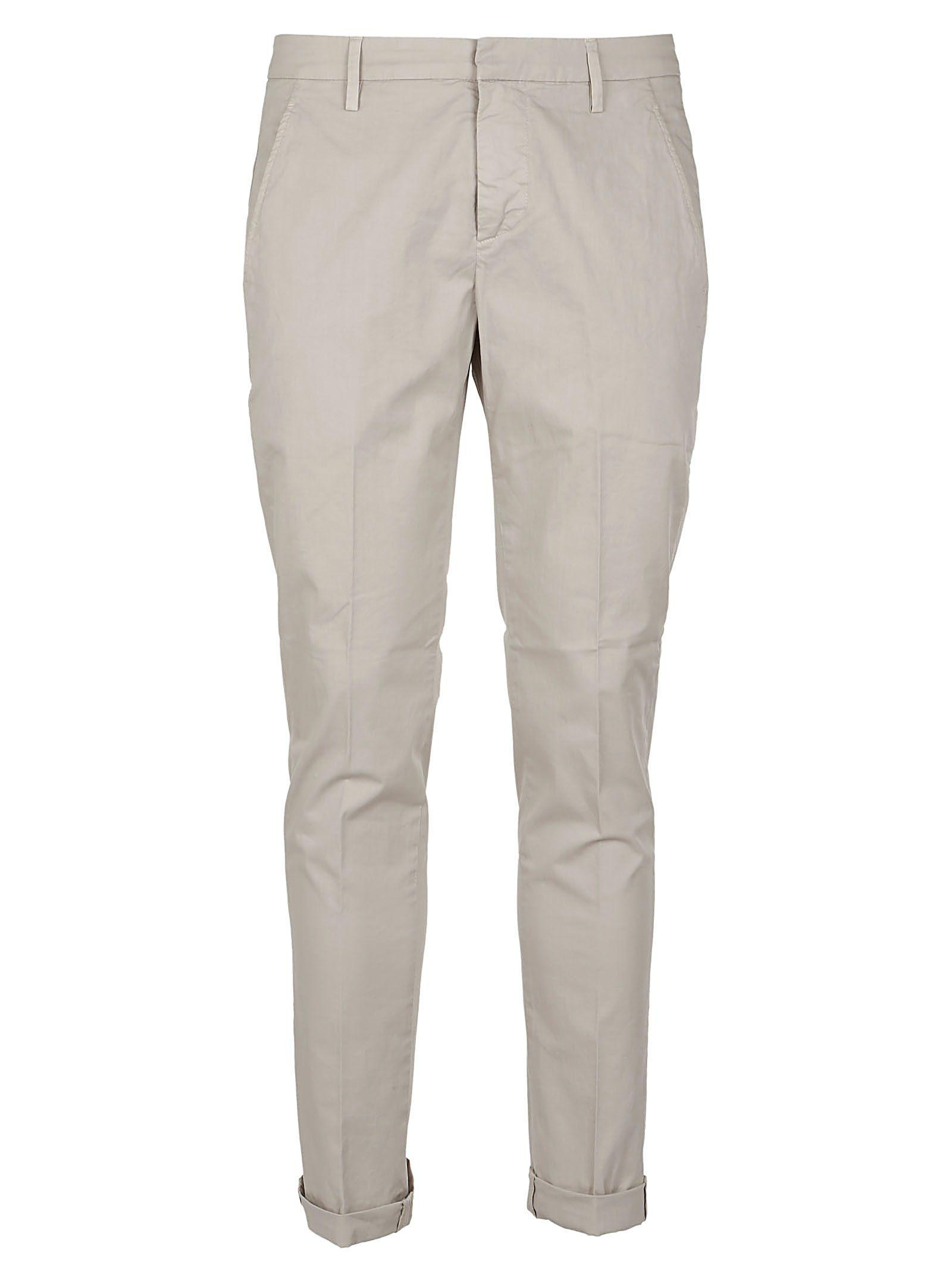 Dondup Gaubert Trousers In Grey