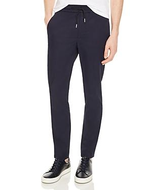 Sandro Alpha Slim Fit Jogger Trousers - 100% Exclusive In Blue