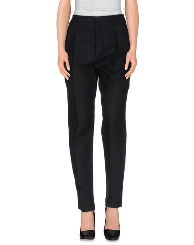Saint Laurent Casual Pants In Black