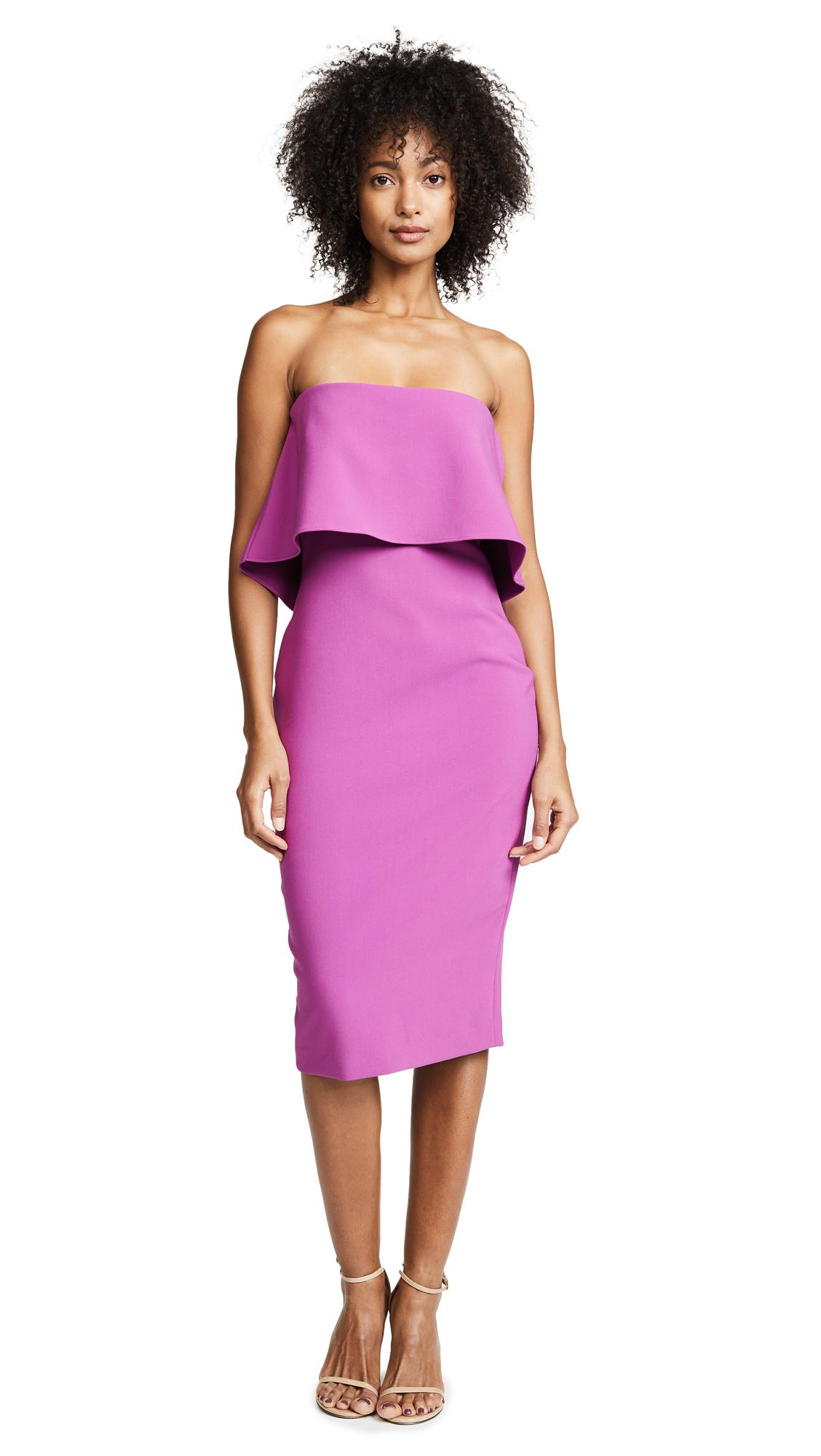 67962241ab Likely Driggs Dress In Deep Orchid