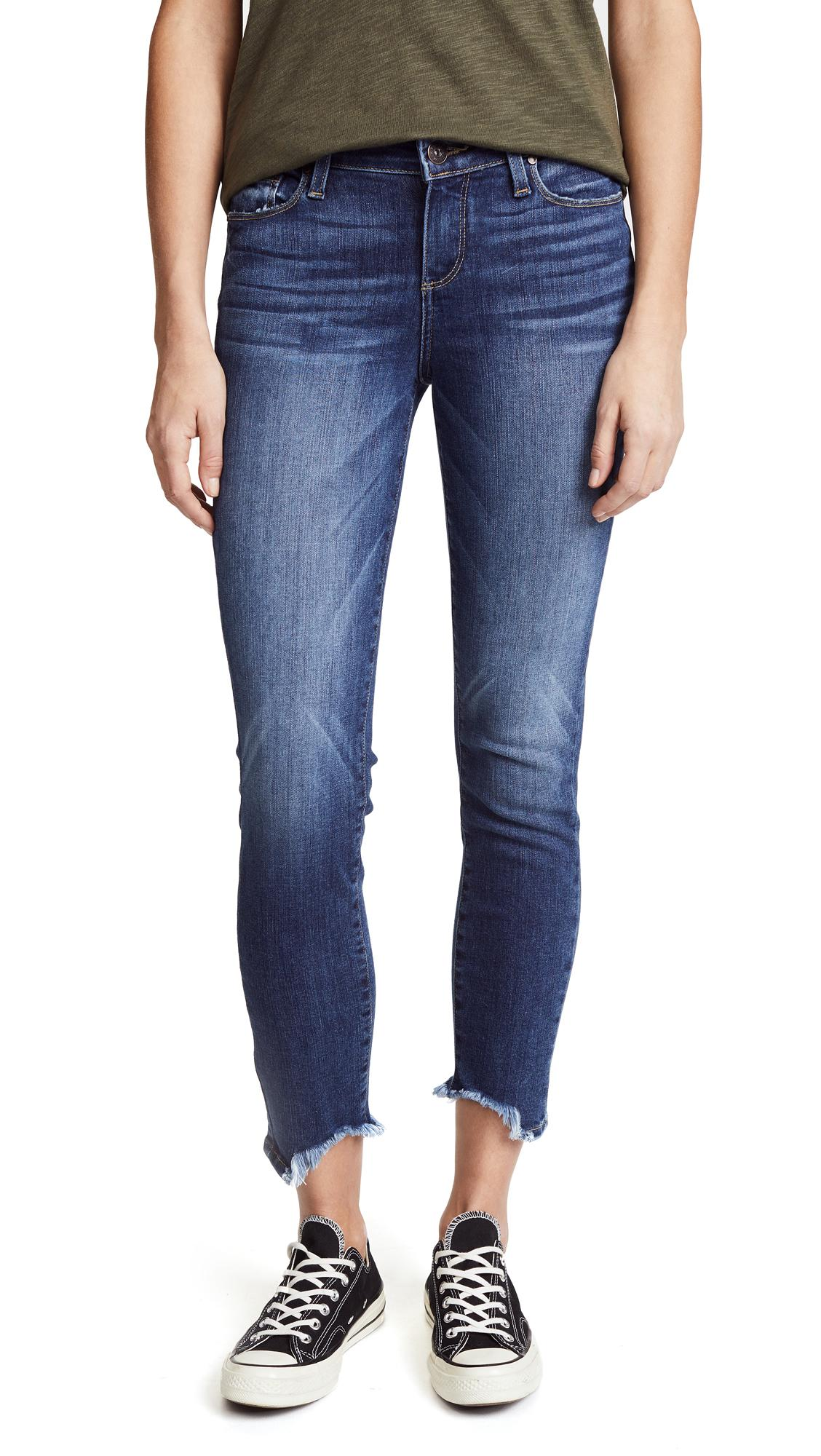 Paige Verdugo Ankle Skinny Jeans In India