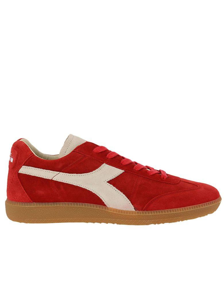 336c7442 Sneakers Shoes Men Diadora Heritage in Red