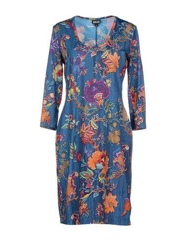 Just Cavalli Short Dress In Pastel Blue