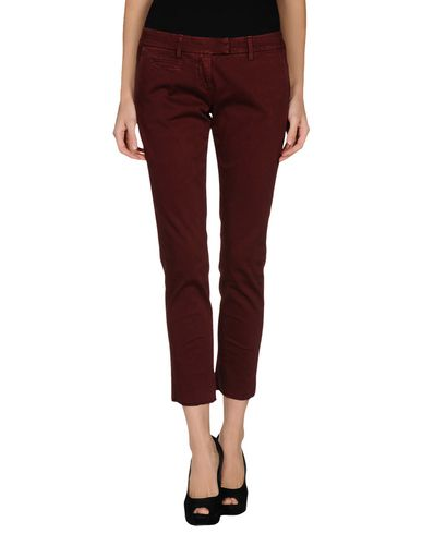 Dondup Casual Pants In Garnet