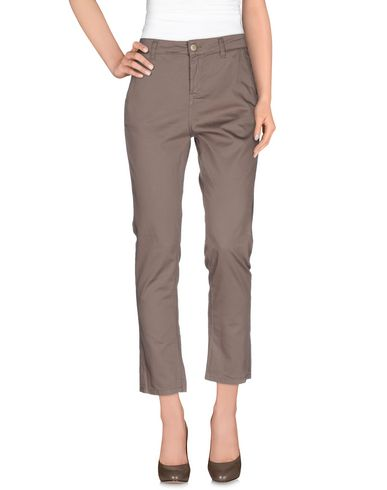 Dondup Casual Pants In Dove Grey