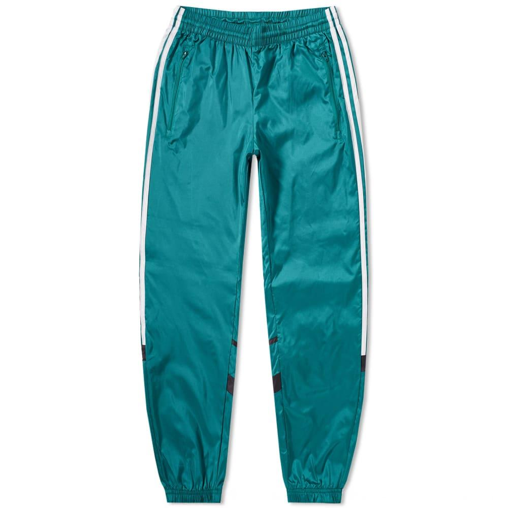Adidas Clr 84 Woven Track Pant in Green